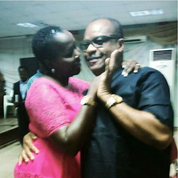 Emmy Kosgei and Anslem Madubuko love