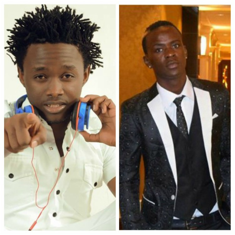 Bahati Willy Paul Collage