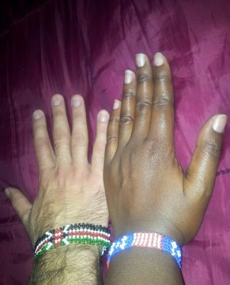 Mzungu And Kenyan Woman 10