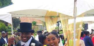 Paul-Ndichu wedding