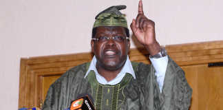 Miguna Miguna speaking