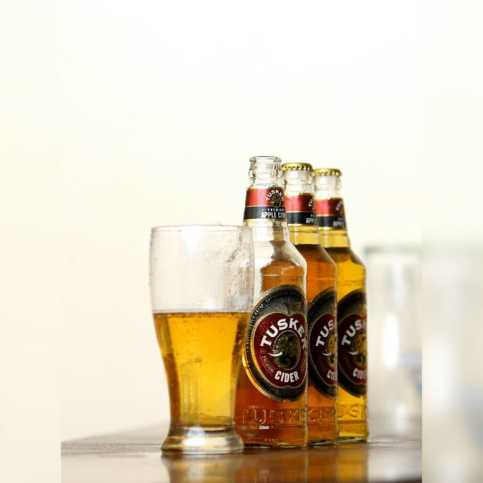 Tusker Premium Cider - The Perfect Pour