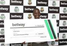 Joseph Awino On Betway