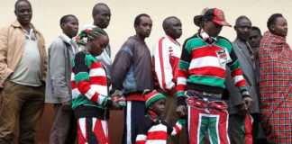 I love how Kenyans dress to look like their relatives. Photo / The Star