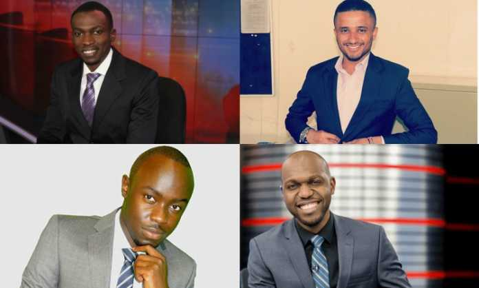 Best Dressed male TV anchors