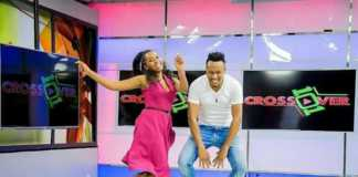 DJ MO and Grace Ekirapa