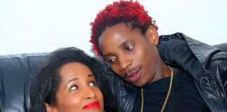 Eric Omondi and fiancee
