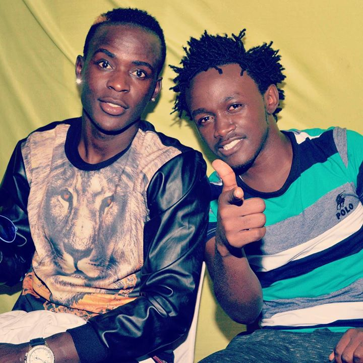 Willy Paul and Bahati