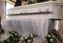Lady Jaydee mother burial