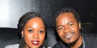 Jua Cali and Lilly Asigo