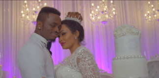 Diamond and Zari Hassan Wedding