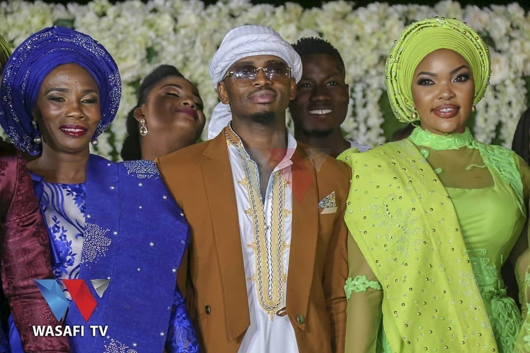 Diamond Platnumz and Wema Sepetu