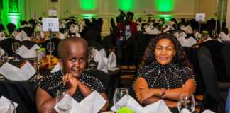 Anne Ngugi with her daughter Angel Wanjiru