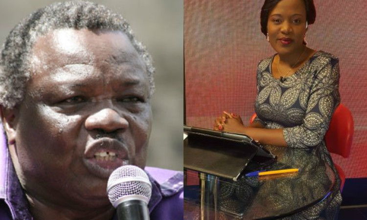 Mary Kilobi and Atwoli