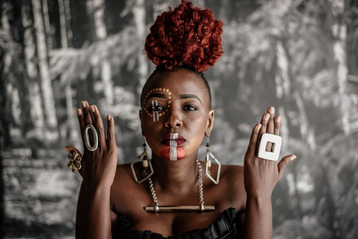 Muthoni the Drummer Queen