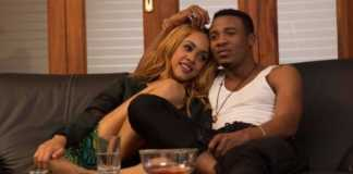Ali Kiba and Tanasha