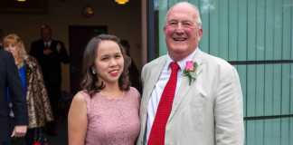 Filipino bride and her 73-year-old man