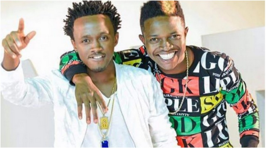 Mr Seed with Bahati