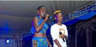 Akothee and Ziky
