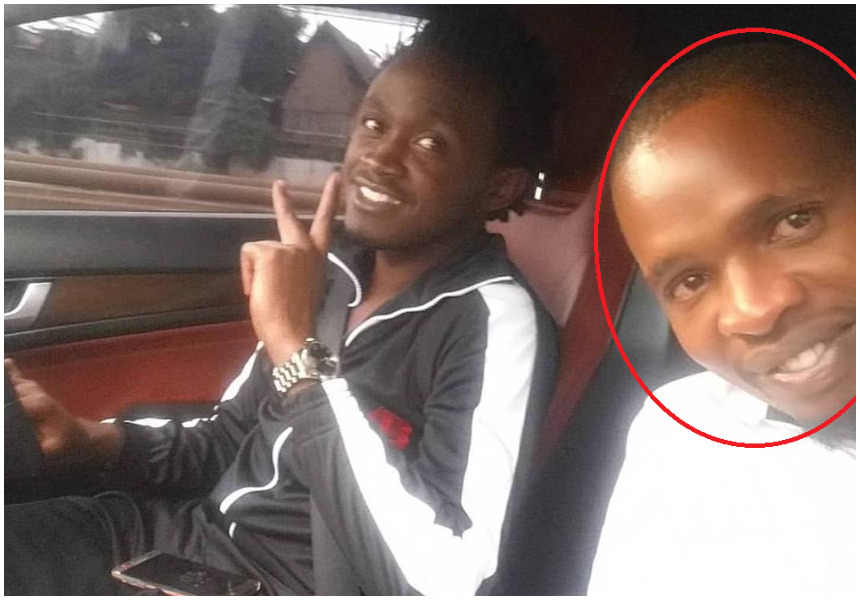 Bahati-and-Thuranira in a file photo