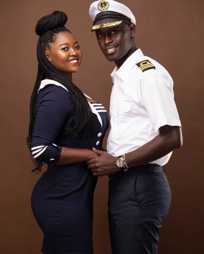 King Kaka and Nana Owiti