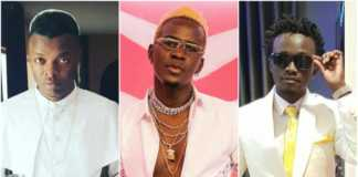 Willy Paul told by fans to do a collabo with Ringtone and Bahati. photo credit: Instagram/Willy Paul
