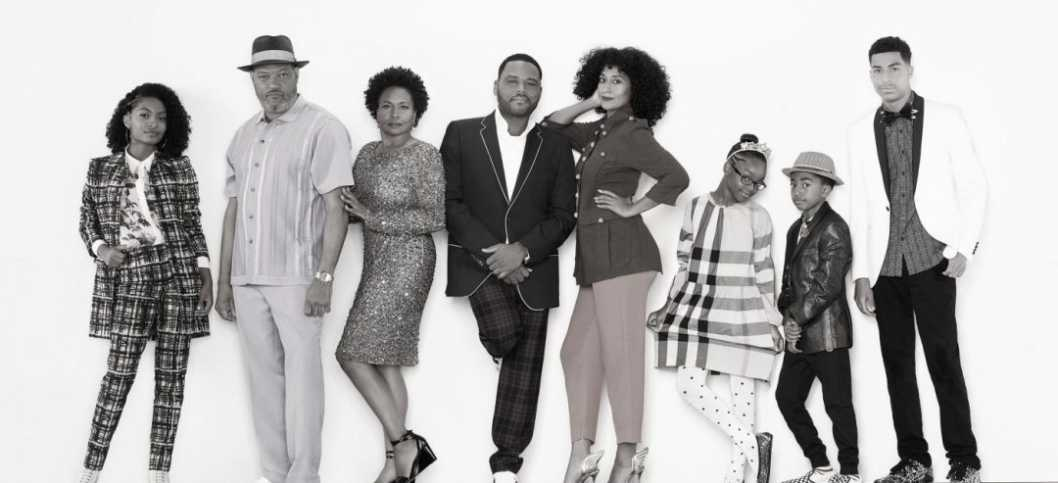 Black-ish on Showmax. Photo / COURTESY