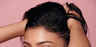 Kylie-Jenner-with-her-hair-back