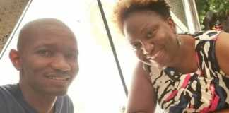 DJ Soxxy and wife