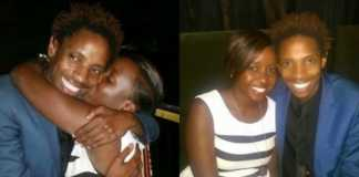 Jacque Maribe and Eric Omondi