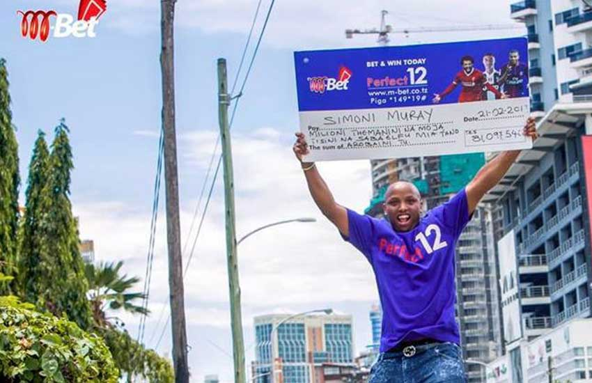 Play and win the 'Perfect 12' jackpot on M-Bet. Photo / COURTESY