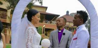 Willy Paul and Alaine