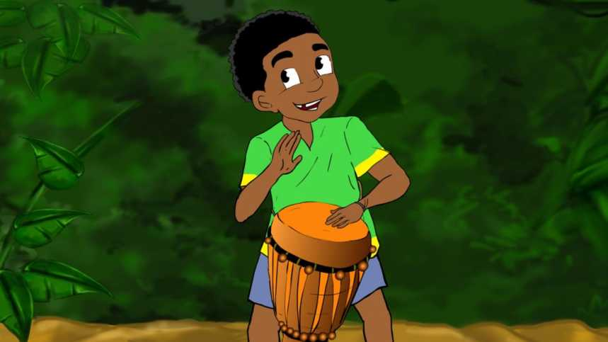 The exciting Jabu's Jungle on Showmax