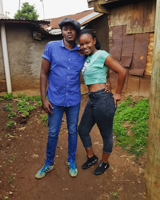 Shnack: Photos of Maria actress Magie that will leave team mafisi soaking  wet