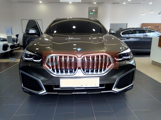 Maina Kageni's brand new 2020 BMW X6