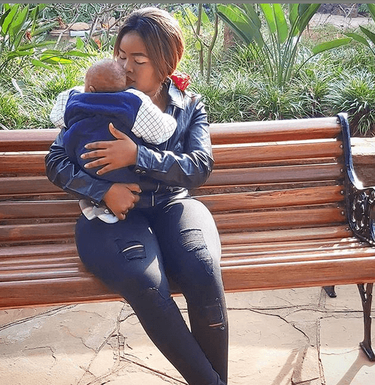 Stephen Letoo's wife and daughter