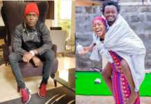 Willy Paul blasts Bahati