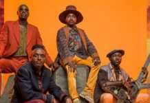 Sauti Sol Midnight train