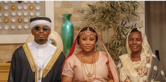 Esma Platnumz's wedding