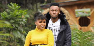 Size 8 and DJ Mo