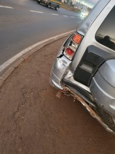 Ghost Mulee accident