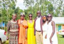 Akothee and her mother-in-law