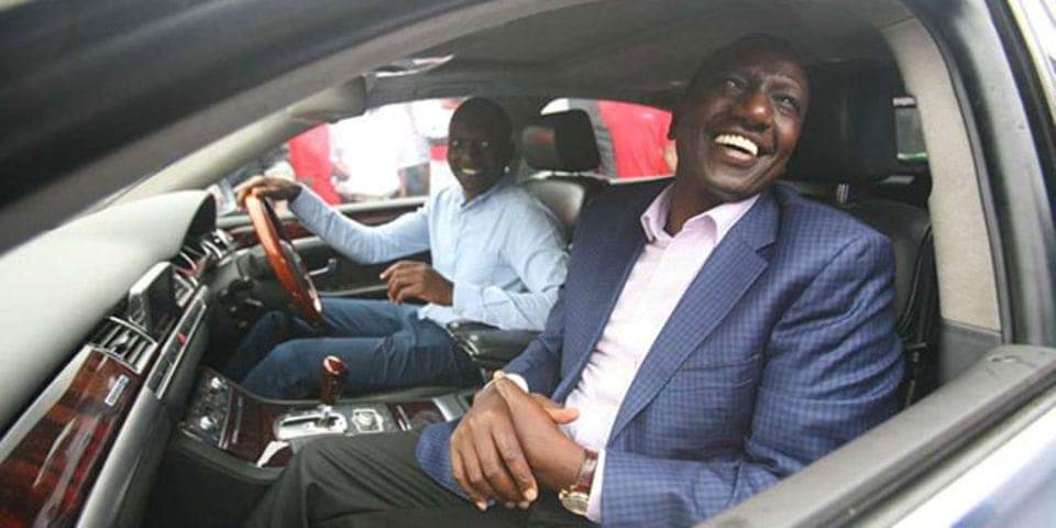 Nick and George Ruto resurface in Mombasa interacting with hustlers