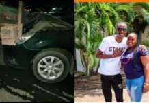 Samido's wife accident