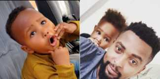 Shaniqwa and his son