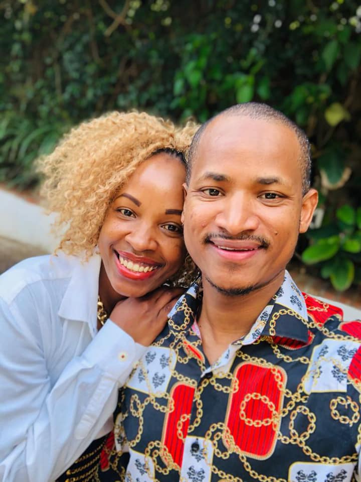 'I am sorry for all the pain I have caused you' Babu Owino sensationally apologizes to his wife