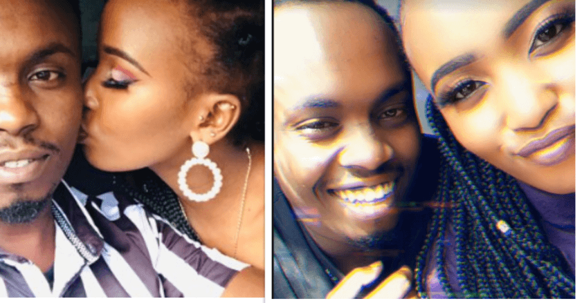 'He died with a smile on his face!' DJ Starboy's girlfriend on his last moments