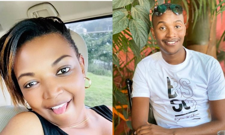 'A married man is not babe! Use his official name,' Kenyans react to Samidoh and Karen Nyamu's drama