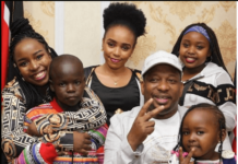 Mike Sonko's family