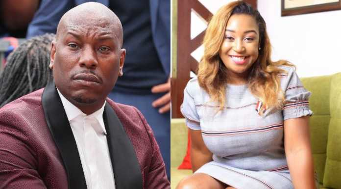 Betty Kyallo vs Tyrese